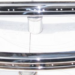 VW Beetle bumpers 1975 and onwards by stainless steel