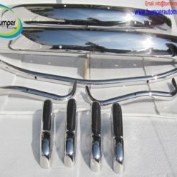 VW Beetle USA style bumper (1955-1972) by stainless steel  1