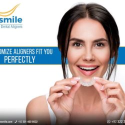 Invisible Dental Braces in Pakistan