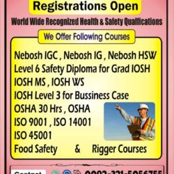 HSE Nebosh IGC HSE Level 6 Safety Diploma for Grade Iosh O3215056755 (2)