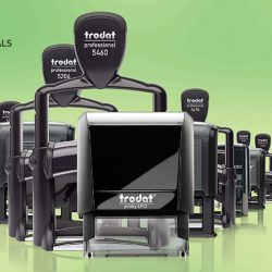 Trodat Professional and Printy Stamps