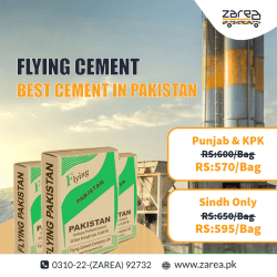 Flying Cement Price in Sindh Today