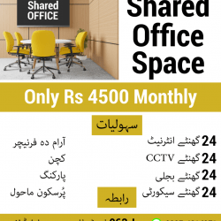 Shaired-office